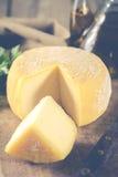 Hard cheese Royalty Free Stock Photos