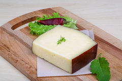 Hard cheese Stock Photo