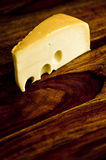 Hard cheese Stock Photography
