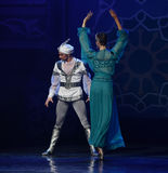 """Hard choices- ballet """"One Thousand and One Nights"""" Royalty Free Stock Photography"""