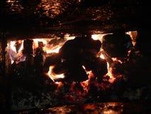Hard coal Royalty Free Stock Image