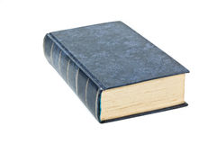 Hard cover book isolated Royalty Free Stock Photo