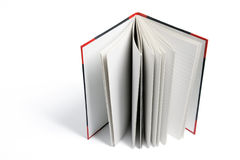 Hard Cover Note Book Royalty Free Stock Images