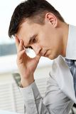 Hard day Stock Images