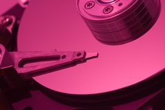 Hard disc Stock Images