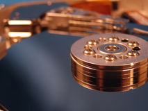 Hard disc 4 Stock Image