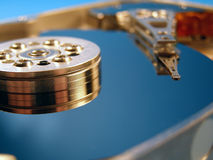 Hard disc 6 Stock Photography