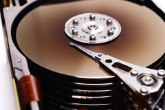 Hard Disc Royalty Free Stock Image