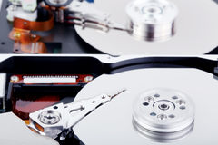 Hard disc drive Stock Images