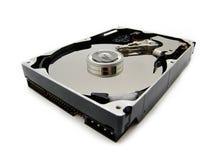 Hard disc head Stock Image
