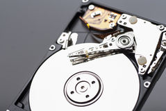 Hard disc Royalty Free Stock Photography