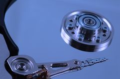 Hard Disk 003 royalty free stock photography