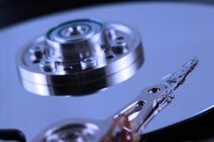 Hard Disk 005. Blue Computer Hard Disk Stock Image