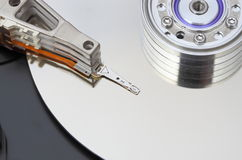 Hard disk Royalty Free Stock Images