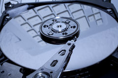 Hard disk. Stock Photo