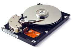 Hard disk Stock Photography