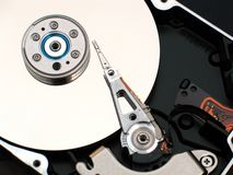 Hard disk Royalty Free Stock Image