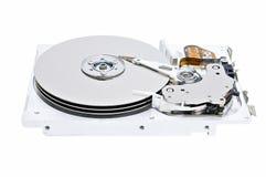 Hard disk. Opened hard disk Royalty Free Stock Photos