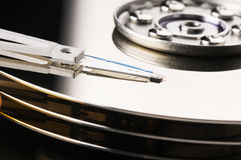 Hard disk backround Royalty Free Stock Images