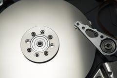Hard disk detail Stock Image