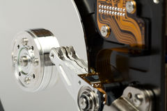 Hard disk drive #2 Royalty Free Stock Photos