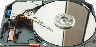 Hard disk drive. Stock Photography