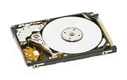 Hard Disk Drive Stock Photo