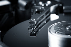 Hard Disk Drive Royalty Free Stock Photos