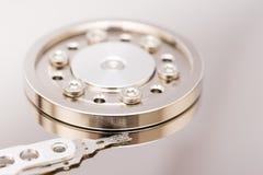 Hard Disk Drive Close Up Royalty Free Stock Image