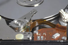 Hard disk drive. Royalty Free Stock Images