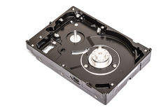 Hard Disk Drive Empty Case Stock Photography