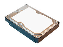 Hard disk drive. HDD. Royalty Free Stock Image