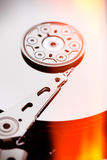 Hard disk drive HDD Stock Image