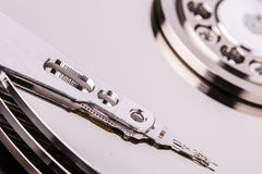 Hard disk drive HDD Royalty Free Stock Image