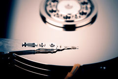 Hard disk drive HDD Stock Photography