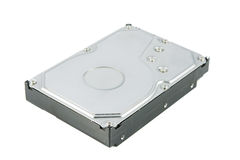 Hard disk drive (HDD) isolate Royalty Free Stock Photo