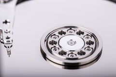 Hard disk drive HDD isolated Royalty Free Stock Photography