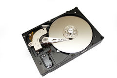 Hard Disk Drive (hdd) Stock Image