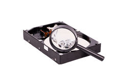 Hard disk drive (HDD) Royalty Free Stock Photo