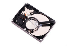 Hard disk drive (HDD) Royalty Free Stock Photos