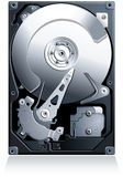 Hard disk drive HDD vector stock illustration
