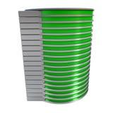 Hard disk drive icon Royalty Free Stock Photos