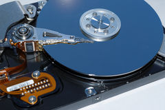 Hard disk drive - information storage Stock Photography