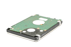 Hard disk drive isolated on a background. Stock Photography