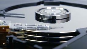 Hard Disk Drive 03 4K stock video