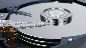 Hard Disk Drive 02 4K stock footage