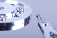 Hard disk drive Royalty Free Stock Images
