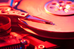 Hard disk drive Royalty Free Stock Image