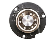 Hard Disk Drive Spindle Wheel Cog Royalty Free Stock Image