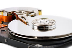 Hard disk drive3 Stock Images